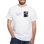 Charles Courboin White T-Shirt