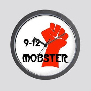 OUR MOB KEEPS GROWING Wall Clock