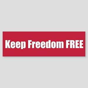 Keep Freedom FREE