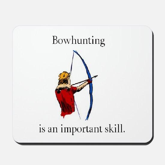 Bowhunting Mousepad