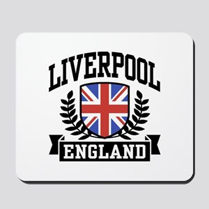 Liverpool England Mousepad