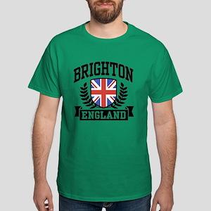 Brighton England Dark T-Shirt