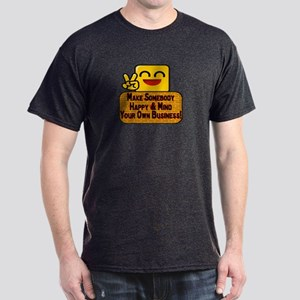 Mind Your Business Dark T-Shirt
