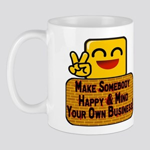 Mind Your Business Mug