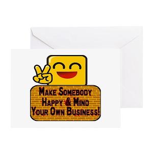 Go away greeting cards cafepress m4hsunfo
