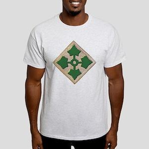 Fourth Infantry Div. Light T-Shirt