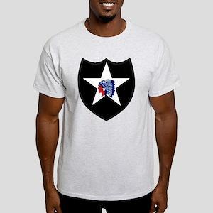 2nd Infantry Division Light T-Shirt