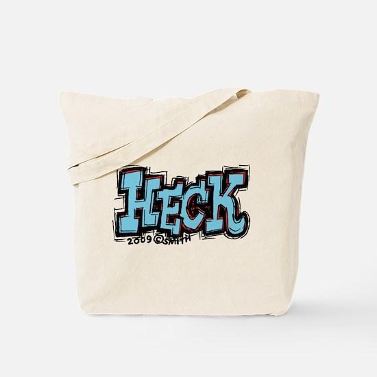 Heck Tote Bag