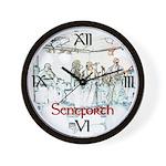 Sentforth Wall Clock