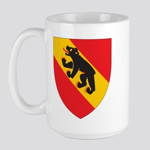 Bern Coat Of Arms Large Mug