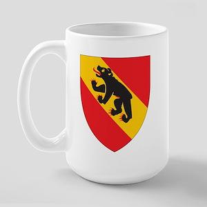 Bern Coat Of Arms Large Mug