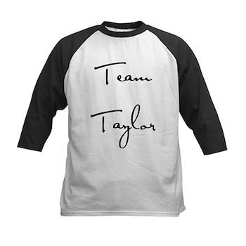 team taylor kids baseball jersey - Baseball Shirt Design Ideas