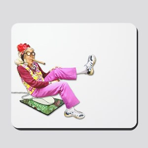 Stogie Lady's Magical Mousepad