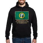 Washington Proud Citizen Hoodie (dark)