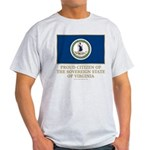 Virginia Proud Citizen Light T-Shirt