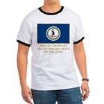 Virginia Proud Citizen Ringer T