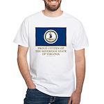 Virginia Proud Citizen White T-Shirt