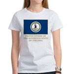 Virginia Proud Citizen Women's T-Shirt