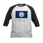 Virginia Proud Citizen Kids Baseball Jersey