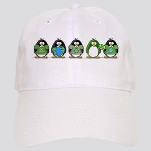 Eco-friendly Penguins Cap