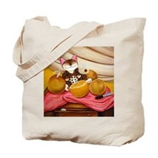 CAT ART ~ Still Life with Bot Tote Bag