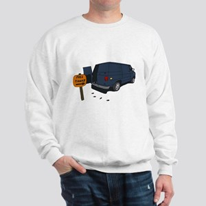 Funny Windowless Van Sweatshirt