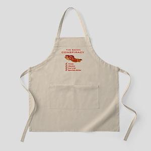 Funny Bacon BBQ Apron