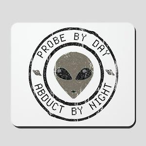 Funny Alien Probe Mousepad