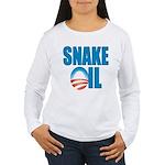 Snake Oil Women's Long Sleeve T-Shirt