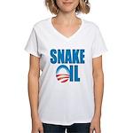 Snake Oil Women's V-Neck T-Shirt