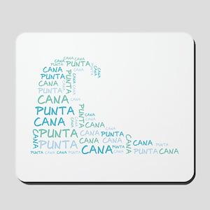 Punta Cana Wave Mousepad