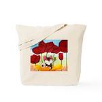 CAT ART ~ Seasons - Summer Ca Tote Bag