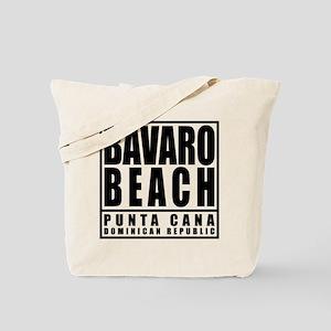 Bavaro Beach in a box Tote Bag
