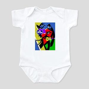 The Band Fame Infant Bodysuit