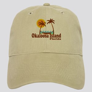 Okaloosa Island FL Cap
