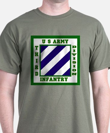 Third Infantry Division T-Shirt