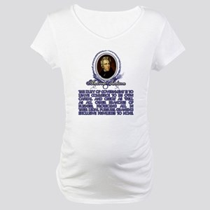Andrew Jackson on the Role of Maternity T-Shirt