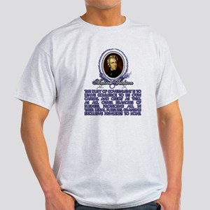 Andrew Jackson on the Role of Light T-Shirt