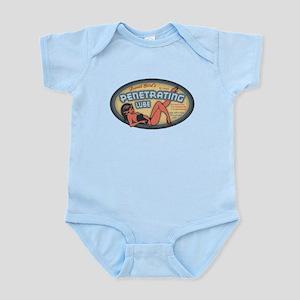 Penetrating Lube Infant Bodysuit