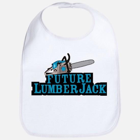 Future Lumberjack Bib