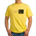 Fats Waller Yellow T-Shirt