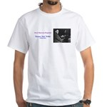 Fats Waller White T-Shirt