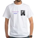 Dudley Buck White T-Shirt