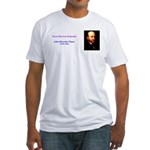 John Knowles Paine Fitted T-Shirt