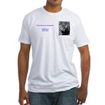 Virgil Fox Fitted T-Shirt