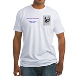 Eugene Thayer Fitted T-Shirt