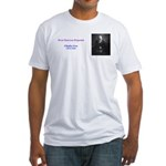 Charles Ives Fitted T-Shirt