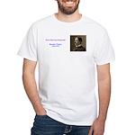 Horatio Parker White T-Shirt