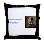 Horatio Parker Throw Pillow