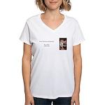 Rosa Rio Women's V-Neck T-Shirt